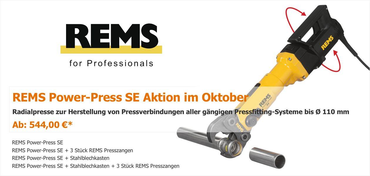 REMS Power-Press SE